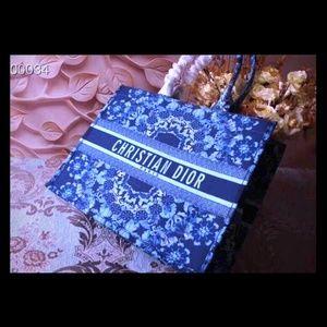 Dior canvas 16 * 12 * 2